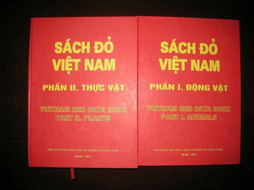 Red Book of Vietnam