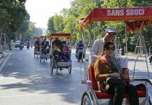 Chinese travelers flock to Vietnam instead of South Korea